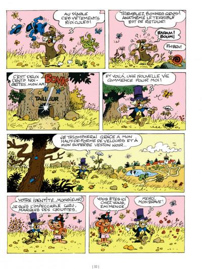 Page 2 Sibylline - intégrale tome 5