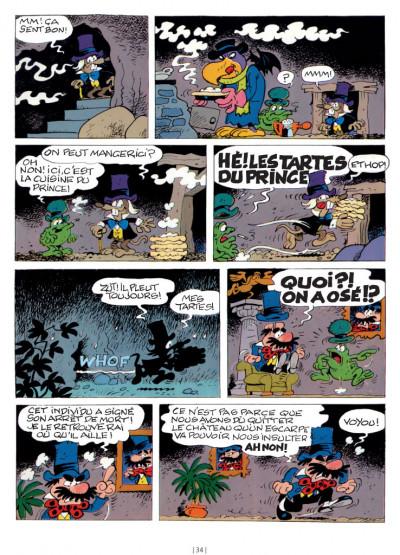 Page 4 Sibylline - intégrale tome 5
