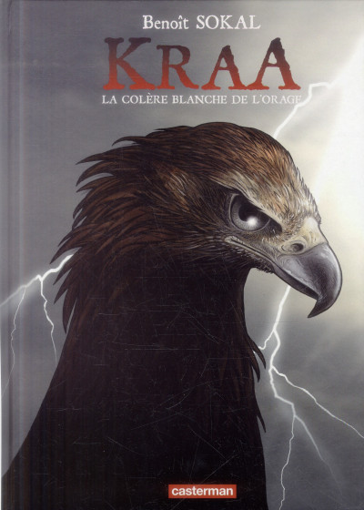 Couverture Kraa tome 3