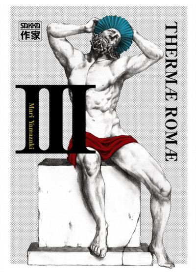 Couverture Thermae romae 3