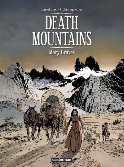 image de Death mountains tome 1 - Mary Graves