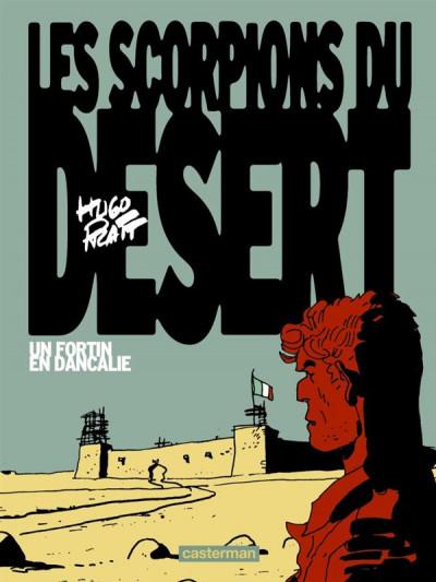 Couverture Scorpions du désert tome 3 (nouvelle édition 2014)