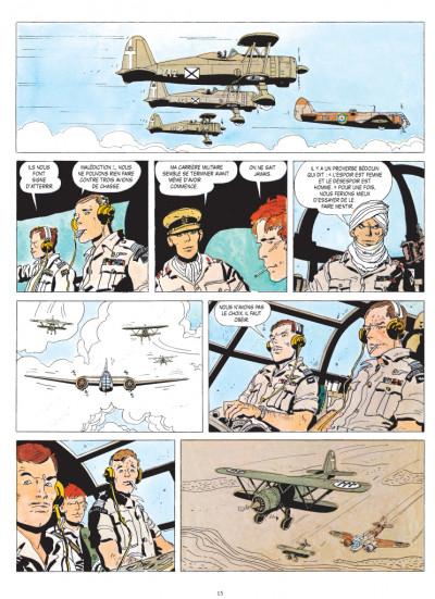 Page 3 Scorpions du désert tome 3 (nouvelle édition 2014)