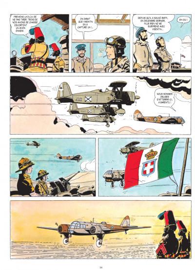 Page 4 Scorpions du désert tome 3 (nouvelle édition 2014)