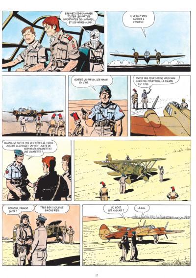 Page 5 Scorpions du désert tome 3 (nouvelle édition 2014)