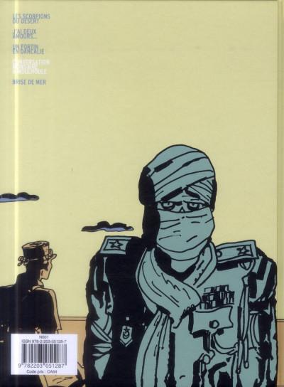 Dos Scorpions du désert tome 4 (nouvelle édition 2014)