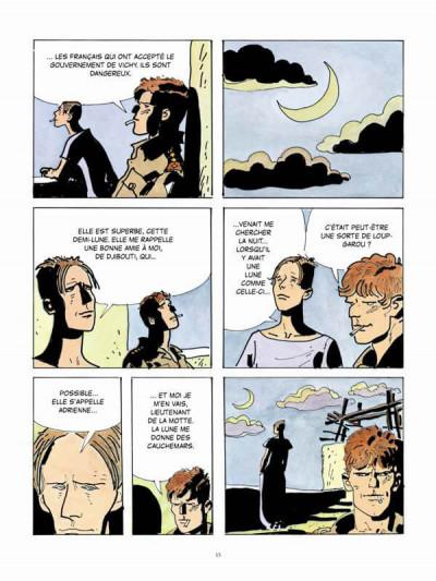 Page 3 Scorpions du désert tome 4 (nouvelle édition 2014)