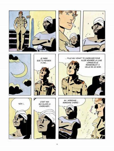 Page 4 Scorpions du désert tome 4 (nouvelle édition 2014)