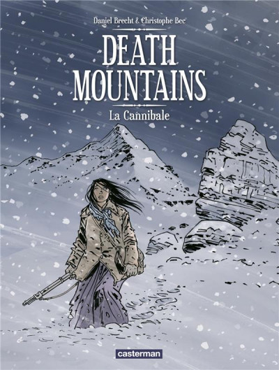 image de Death mountains tome 2 - la cannibale