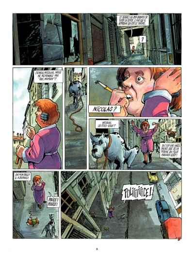 Page 5 Les sales mioches -  intégrale cycle 1