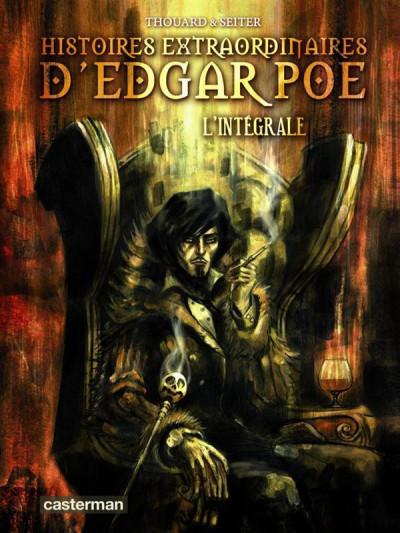 image de Histoires extraordinaires d'Edgar Poe intégrale