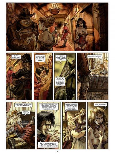 Page 5 Histoires extraordinaires d'Edgar Poe intégrale