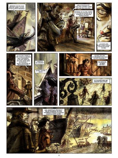 Page 6 Histoires extraordinaires d'Edgar Poe intégrale