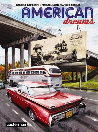 Couverture American dreams intégrale