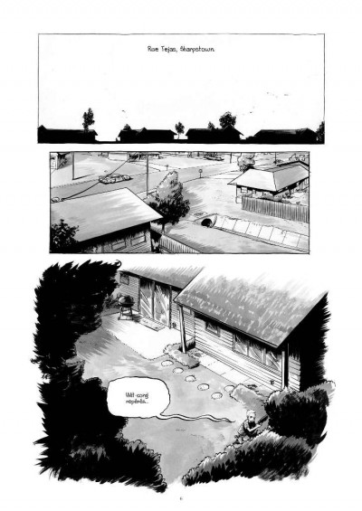 Page 2 Le silence de nos amis