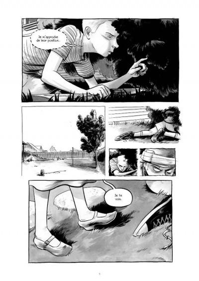 Page 3 Le silence de nos amis