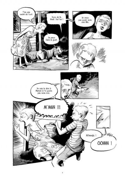 Page 4 Le silence de nos amis