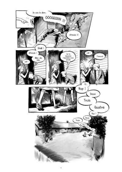 Page 5 Le silence de nos amis
