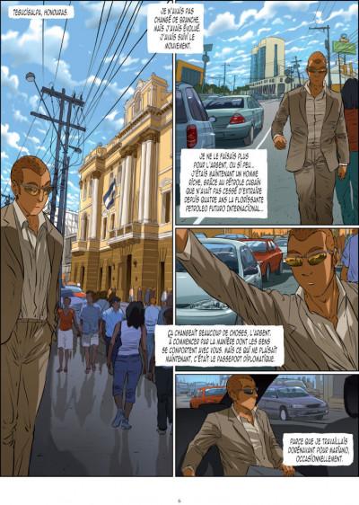 Page 1 Le tueur tome 11 - la suite dans les idées