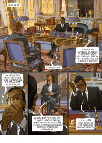Page 2 Le tueur tome 11 - la suite dans les idées
