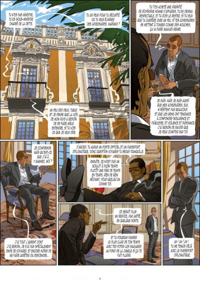 Page 3 Le tueur tome 11 - la suite dans les idées