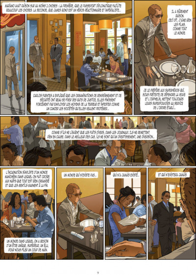 Page 4 Le tueur tome 11 - la suite dans les idées