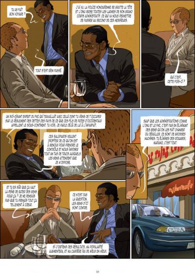 Page 5 Le tueur tome 11 - la suite dans les idées