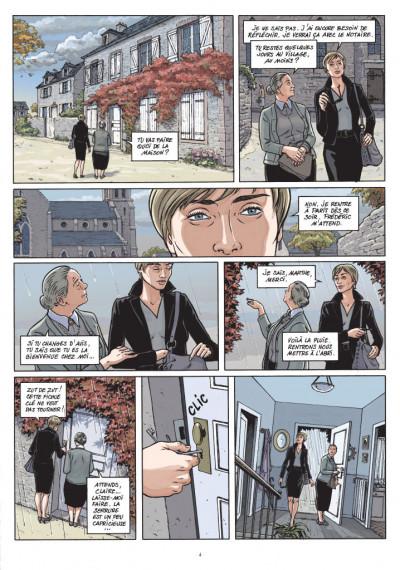 Page 2 Femmes en résistance tome 1 - Amy Johnson