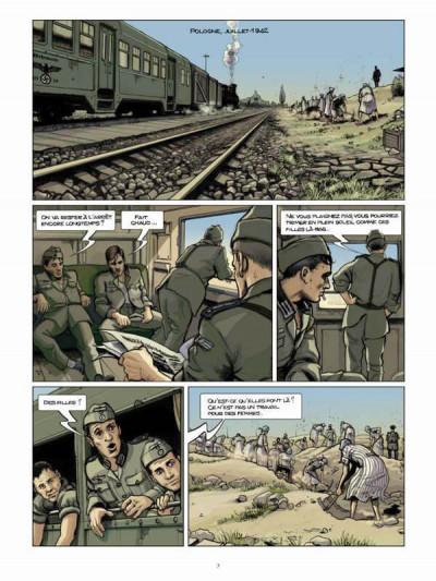 Page 1 Femmes en résistance tome 2 - Sophie Scholl