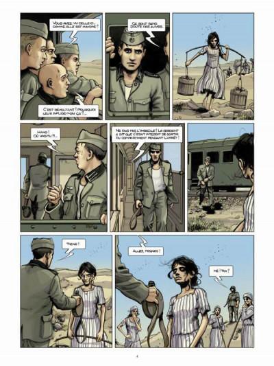 Page 2 Femmes en résistance tome 2 - Sophie Scholl