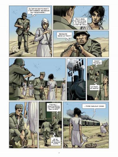 Page 3 Femmes en résistance tome 2 - Sophie Scholl
