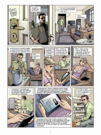Page 4 Femmes en résistance tome 2 - Sophie Scholl