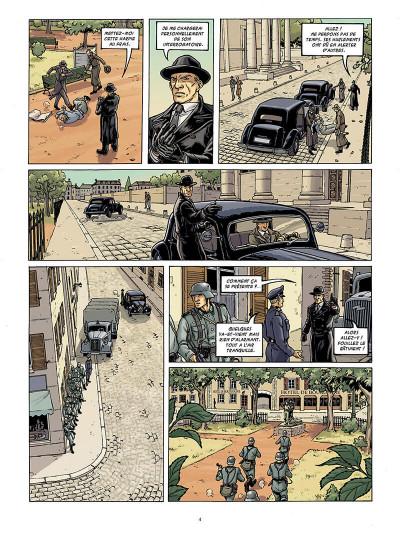 Page 5 Femmes en résistance tome 3 - Berty Albrecht