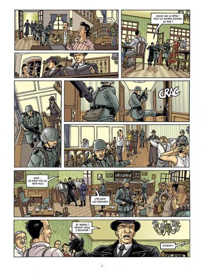 Page 6 Femmes en résistance tome 3 - Berty Albrecht