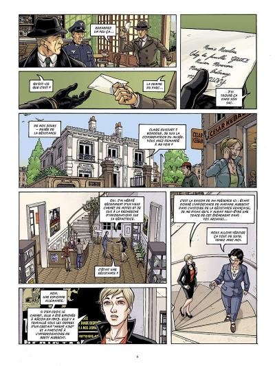 Page 7 Femmes en résistance tome 3 - Berty Albrecht