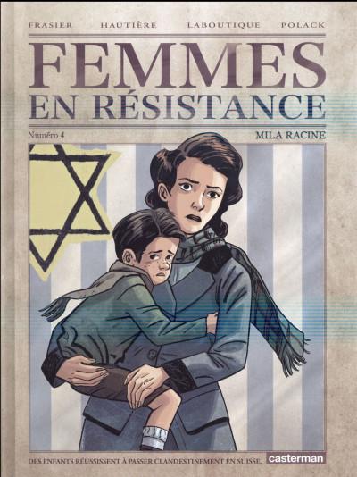 Couverture Femmes en résistance tome 4