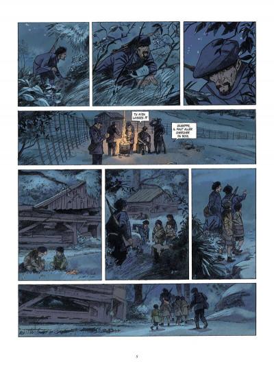 Page 6 Femmes en résistance tome 4