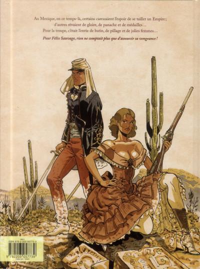 Dos Sauvage tome 1 - les damnés d'Oaxaca