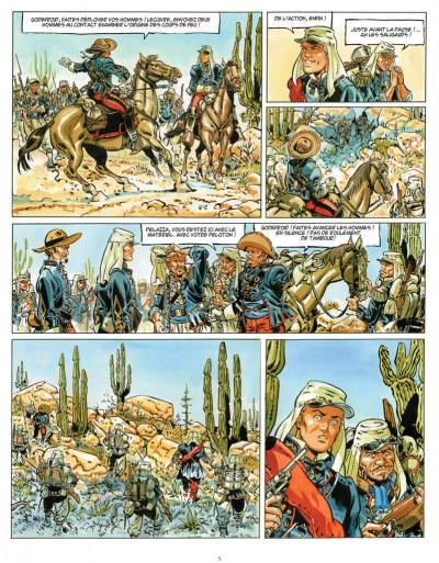 Page 3 Sauvage tome 1 - les damnés d'Oaxaca