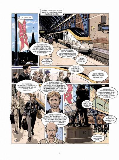 Page 4 matt peterson tome 1 - London Running