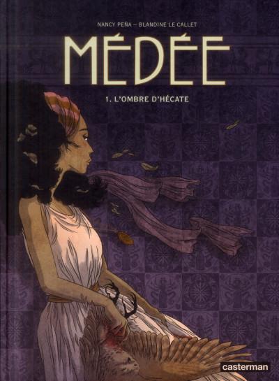 image de Médée tome 1 - l'ombre d'Hécate