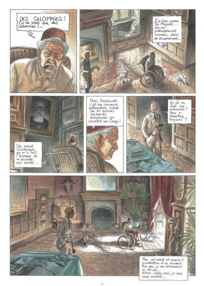 Page 3 Africa dreams tome 3 - ce bon Monsieur Stanley