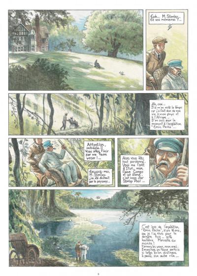 Page 4 Africa dreams tome 3 - ce bon Monsieur Stanley