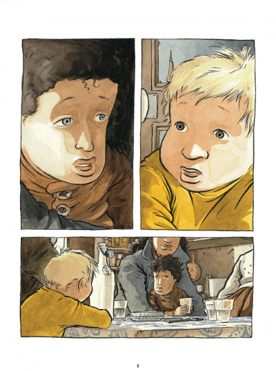 Page 1 Le silence de lounes