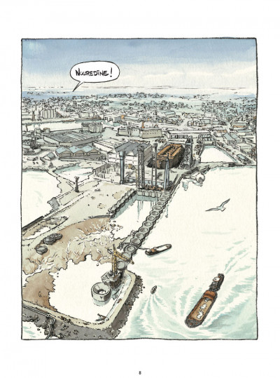 Page 4 Le silence de lounes