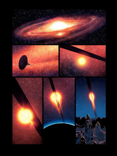 Page 2 Universal war two tome 1