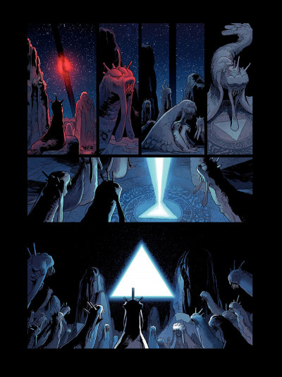 Page 3 Universal war two tome 1