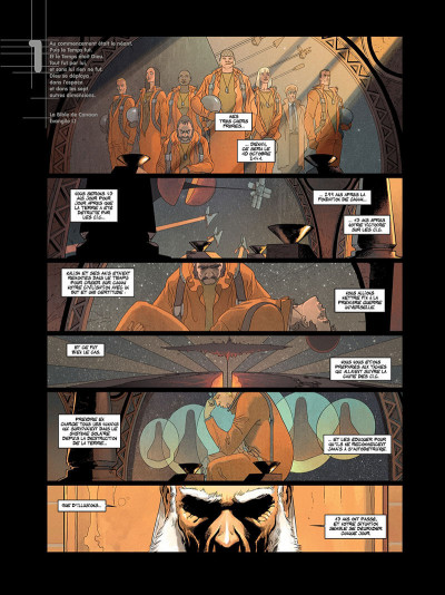 Page 4 Universal war two tome 1