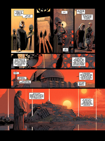 Page 6 Universal war two tome 1