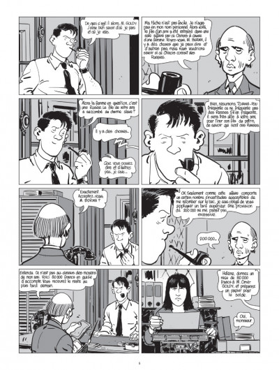 Page 4 Nestor burma tome 8 - boulevard... ossements